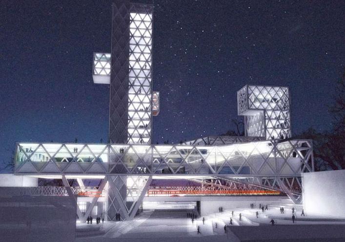 Generative Urbanism (New Approach Towards Urban Design)